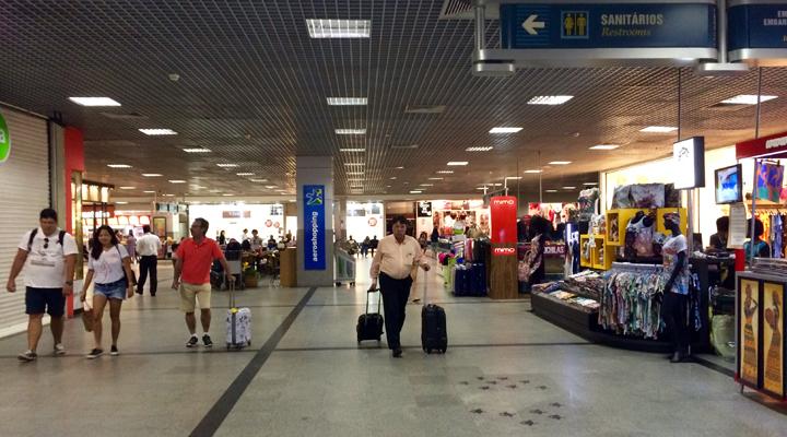 Atuação do Torres e Pires garante abertura de lojas do aeroporto no feriado