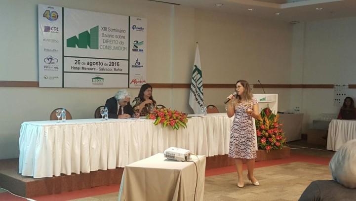 Advogados do Torres e Pires participam de seminário sobre direito do consumidor