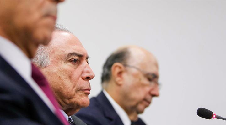 Temer e Meirelles acertam novo Refis para perdoar dívidas de empresas